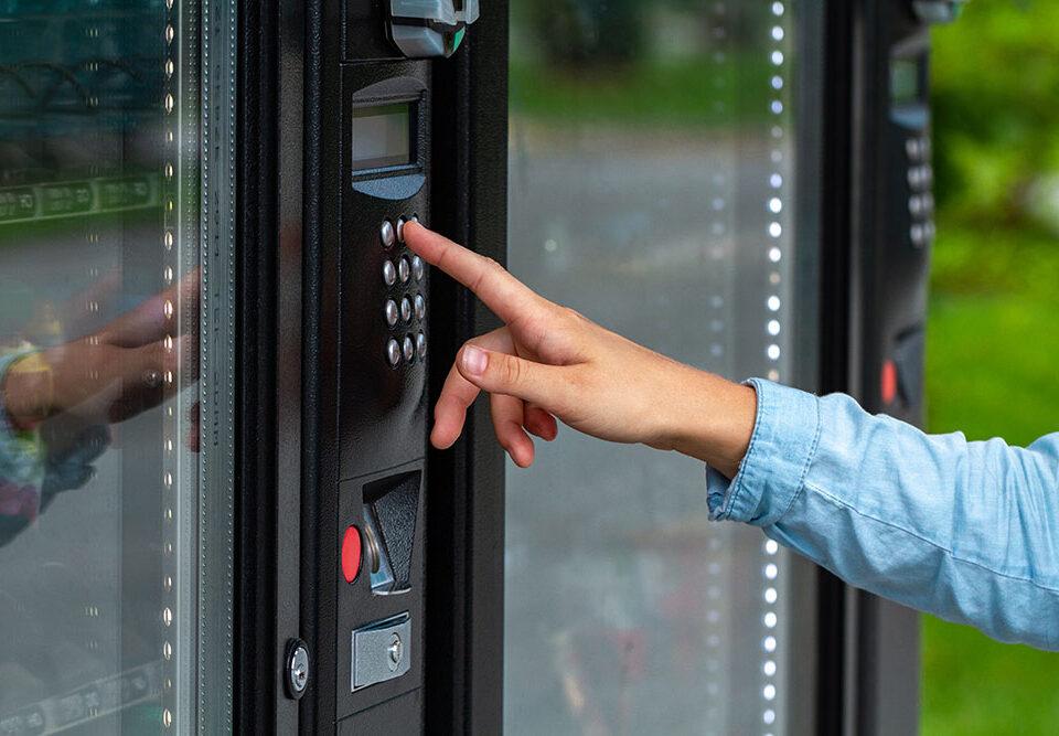 Distributore automatico 24h di cbd di canapa