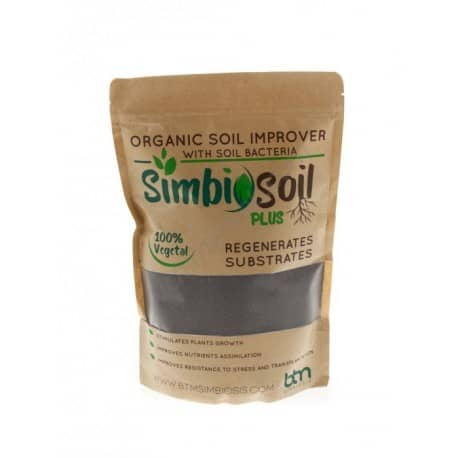 SimbioSoil Plus rigeneratore di substrati